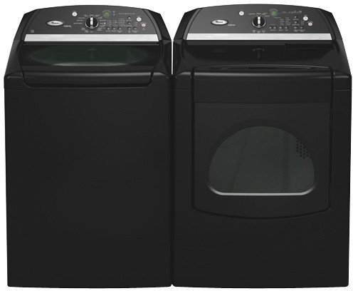 Whirlpool Wtw6600sb 28 Inch Top Load Washer With 4 6 Cu