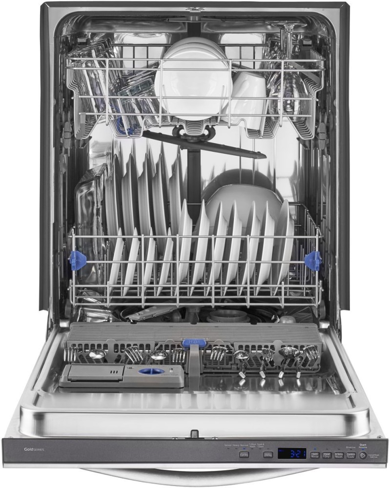 Whirlpool Wdt780saem Fully Integrated Dishwasher With 5