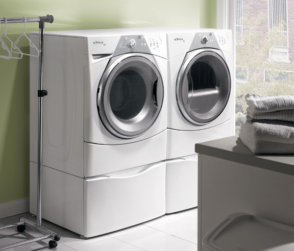 Whirlpool Wgd8500sr 27 Inch Gas Dryer With 6 7 Cu Ft