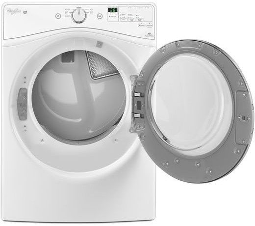 Whirlpool Wed71hedw 27 Inch 7 3 Cu Ft Electric Dryer