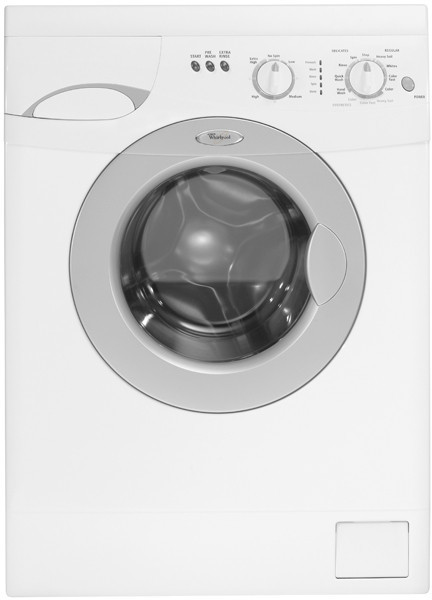 Whirlpool Lhw0050pq 24 Inch Compact Front Load Washer With