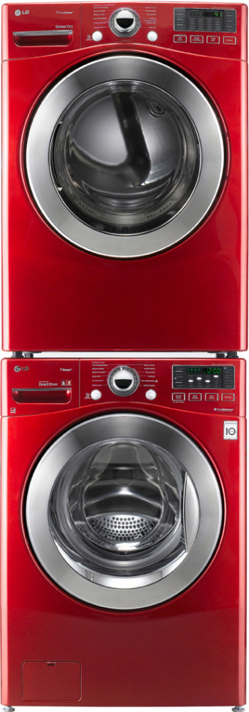 Lg Wm3070hra 27 Inch Front Load Washer With 3 7 Cu Ft