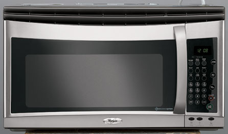 Whirlpool Gh5176xpt 1 7 Cu Ft Microwave Hood Combination