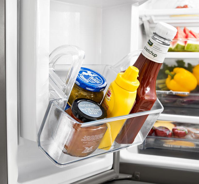Whirlpool Wrf560seym 30 Inch French Door Refrigerator With