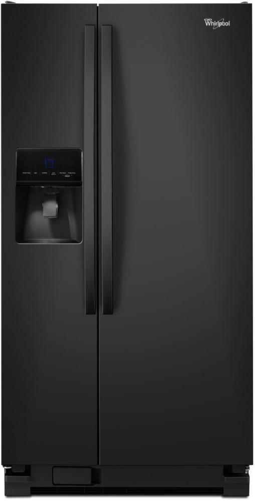 Whirlpool Wrs342fiab 33 Inch Side By Side Refrigerator