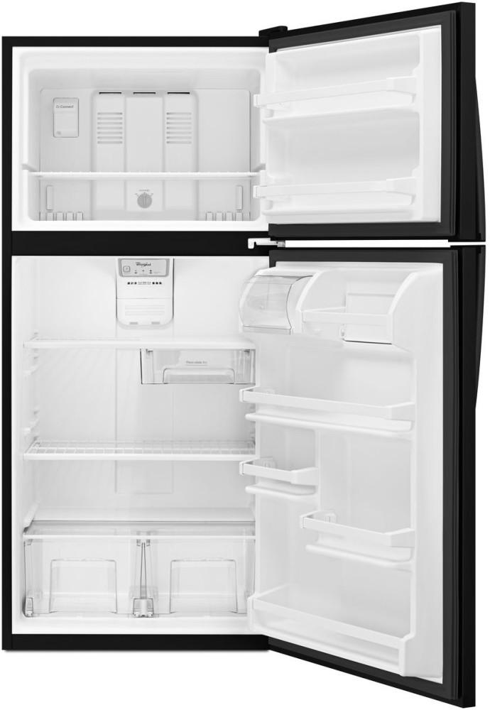 Whirlpool Wrt138fzdb 30 Inch Top Freezer Refrigerator With