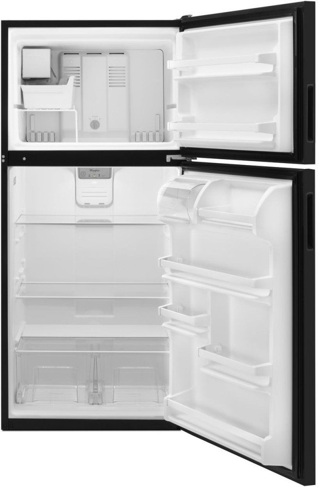 Whirlpool Wrt348fmeb 30 Inch Top Freezer Refrigerator With