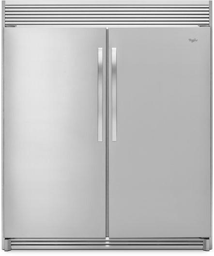 Whirlpool Wsr57r18dm 30 Inch All Refrigerator With 18 0 Cu