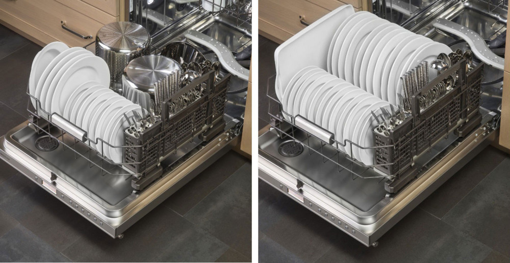 Monogram Zdt975ssjss Fully Integrated Dishwasher With 16