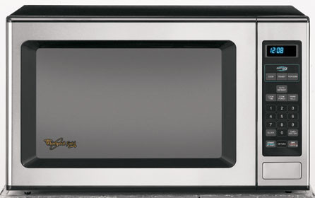 Whirlpool Gt4175sps 1 7 Cu Ft Countertop Microwave Oven