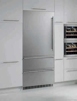 Liebherr Hcb1561 30 Inch Fully Integrated Bottom Freezer