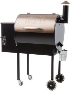 Traeger Bbq07e01 42 Inch Freestanding Wood Pellet Grill