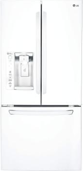 Lg Lfxs24623w 33 Inch French Door Refrigerator With 24 0