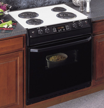 Ge Jdp36 30 Inch Drop In Electric Range