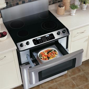 Sharp Kb3401ls 30 Inch Freestanding Electric Range With