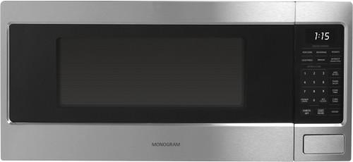 Monogram Zem115sjss 1 1 Cu Ft Countertop Microwave Oven