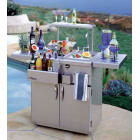 Alfresco 42 Inch Freestanding Refrigerated Bartender ADT42RFG