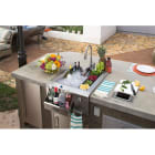 Alfresco 24 Inch Built-in Beverage Center ADT24