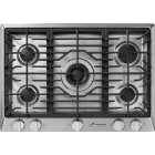 Dacor Heritage 30 Inch Heritage Gas Cooktop HCT305