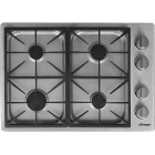 Dacor Heritage 30 Inch Pro Gas Cooktop HDCT304GS