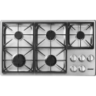 Dacor Heritage 36 Inch Professional Gas Cooktop HPCT365