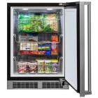 Marvel Professional Series 24 Inch Built-In/Freestanding All-Freezer MP24FA