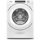 Whirlpool 27 Inch Front Load Washer WFW5620HW