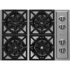 BlueStar 30 Inch Drop In Cooktop RBCT304BSSV2