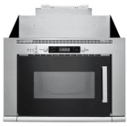 Whirlpool 24 Inch Over-the-Range Microwave Hood Combo UMH50008HS