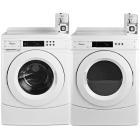 Whirlpool Side-by-Side Washer & Dryer Set WPWADREW91501
