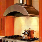 Vent-A-Hood Contemporary Series Stainless Steel Wall Mount Range Hood ZTH