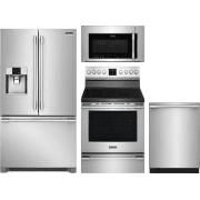Frigidaire Professional Series 4 Piece Kitchen Appliances Package FRRERADWMW10548