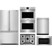 Frigidaire Professional Series 5 Piece Kitchen Appliances Package FRRECTWODWMW11