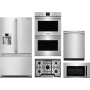 Frigidaire Professional Series 5 Piece Kitchen Appliances Package FRRECTWODWMW15