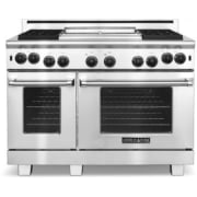 American Range Performer Series 48 Inch Freestanding Professional Gas Range ARROB448X2GRN