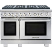 American Range Cuisine Series 48 Inch Freestanding Professional Gas Range ARR848L