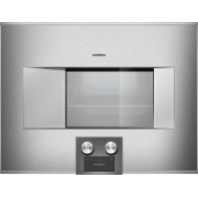 Gaggenau 400 Series 24 Inch Combi-Steam Wall Oven BS474611