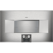 Gaggenau 400 Series 30 Inch Single Combi-Steam Smart Electric Wall Oven BS484612