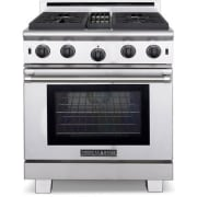 American Range Performer Series 30 Inch Freestanding Professional Gas Range ARROB430L