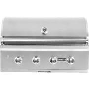 Coyote C-Series 36 Inch Liquid Propane Built-In Grill Package CSOP2