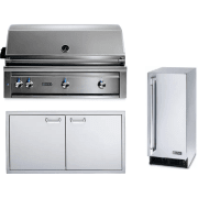 Lynx Professional Grill Series 42 Inch Built-in Natural Gas Grill LYNXOP200