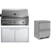 Lynx Professional Grill Series 42 Inch Built-in Natural Gas Grill LYNXOP201