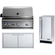 Lynx Professional Grill Series 36 Inch Built in Natural Gas Grill LYNXOP208