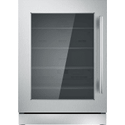 Thermador Freedom Collection Masterpiece Series 24-Inch Under-Counter Refrigerator T24UR910LS