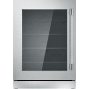 Thermador Freedom Collection Professional Series 24-Inch Under-Counter Refrigerator T24UR920LS