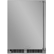 Marvel Professional Series 24 Inch Built-In Refrigerator MP24RAS4LS