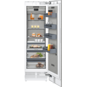 Gaggenau 400 Series 24 Inch Panel Ready Built-In Full/All Smart Refrigerator Column RC462704