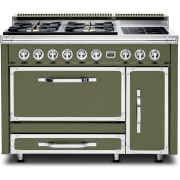 Viking Tuscany Series 48 Inch Freestanding Gas Range TVDR4814ICY