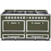 Viking Tuscany Series 66 Inch Freestanding Gas Range TVDR6616ICY