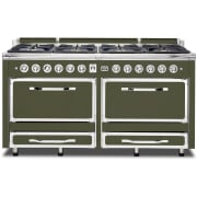 Viking Tuscany Series 66 Inch Freestanding Gas Range TVDR6618BCY